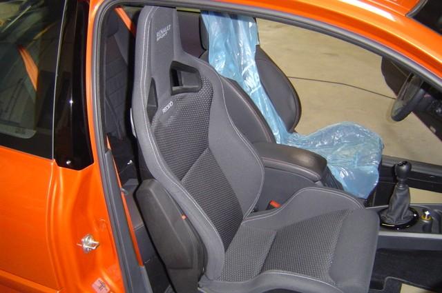 Installation Clio 3 R S R27 Recaro Seats Rs Center