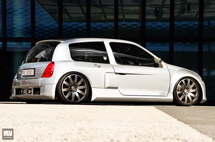 renault sport clio v6 phase 1 n 1111 rs center. Black Bedroom Furniture Sets. Home Design Ideas