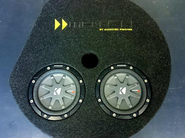 Installation Audio Art Car Hi-Fi - RS Center